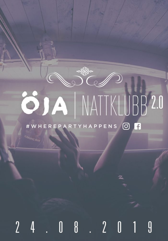Öja Nattklubb 24082019